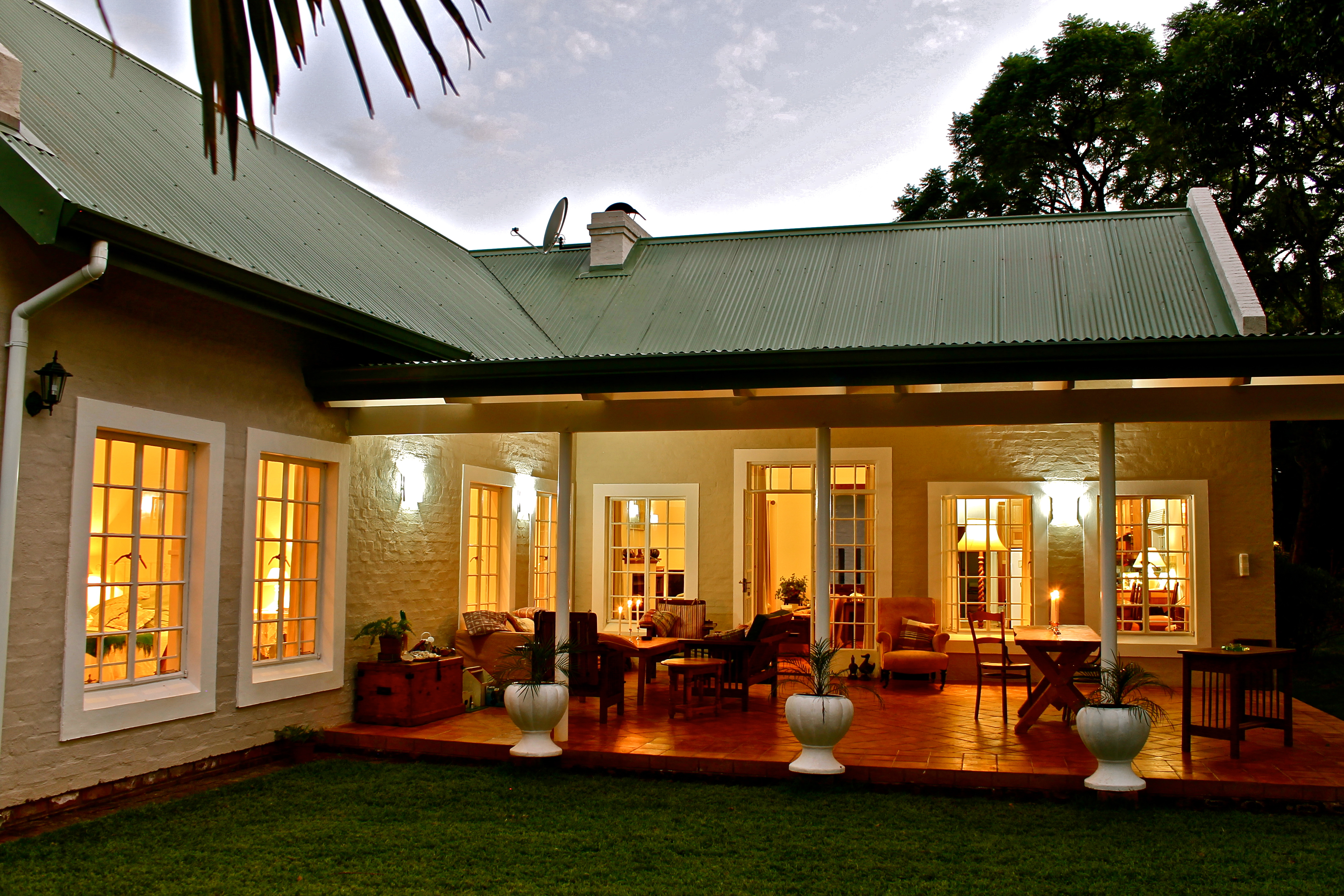 Private House, Highlands, Harare