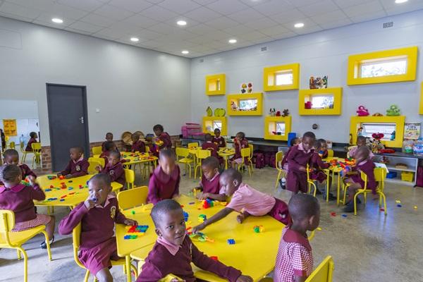 St. Martins School, ECD Centre, Graniteside - Architectural Planning Studio.com